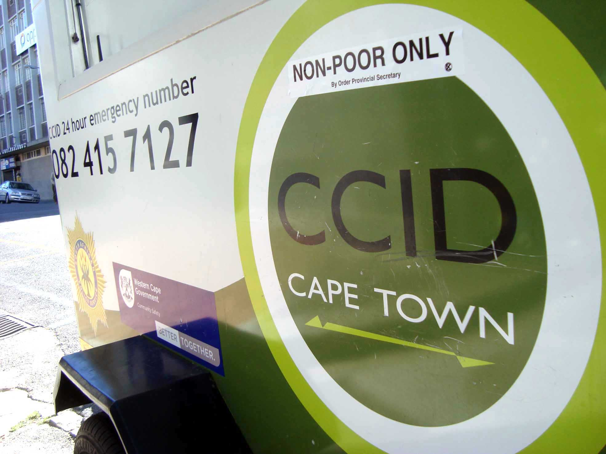 City Partnership Cape Town The Cape Town Partnership