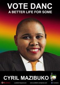 Election Poster CMasibuko
