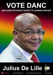 Election Poster JDe Lille