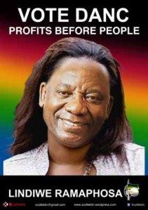 Election Poster LRamaphosa