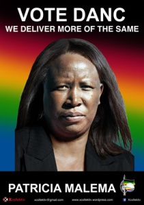 Election Poster PMalema