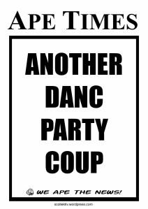 DANC Party Coup
