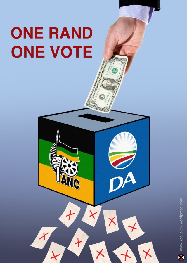 One Rand, one vote...