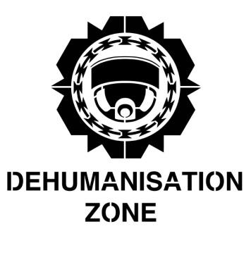 dehuminization zone stencil